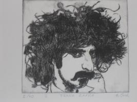 Frank Zappa Nr.2 /40
