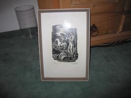 Foto 3 Bilder, Lithografie, Originale