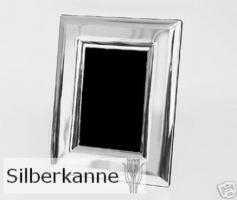 Bilderrahmen Andover 13x18cm, versilbert / SILBER plated