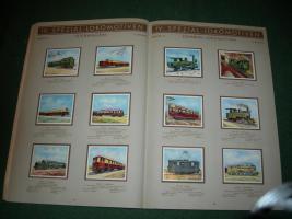 Foto 2 Bildersammelbuch ''Schienenwunder''