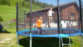 5-Meter Trampolin