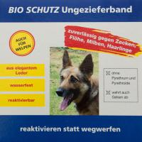Bio Schutz Parasitenband Protect Power Plus Hund