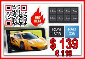 "Blackview Crown 5"" 8-Core 1.7GHz 2/16GB Smartphone Euro 120"