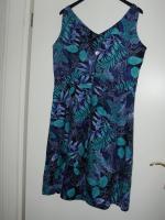 Foto 2 Blaues Sommerkleid