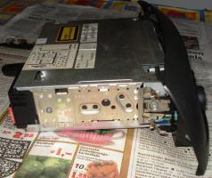 Foto 6 Blaupunktradio für Fiat Punto Bj 2005