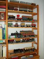 Blecheisenbahn Hornby/England Spur 0 Sammlung