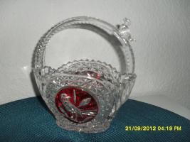 Foto 4 Bleikristall Hofbauer Serie Red Bird