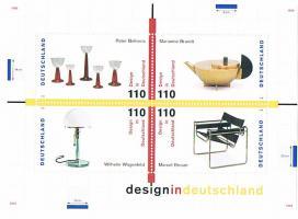 Blockausgabe Design in Deutschland '' 1998 '' !