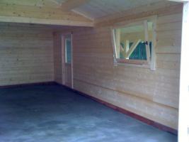 Foto 5 Blockbohlengaragen, Garagen, Holzgaragen, und sonstige Holzbauten nach Maß, ..