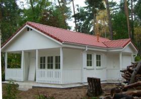 Foto 11 Blockbohlengaragen, Holzgaragen, Garagen, Blockhäuser, Gartenhäuser, ...