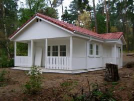 Foto 4 Blockbohlengaragen, Holzgaragen, Garagen, Gartenhäuser, Blockhäuser, ...