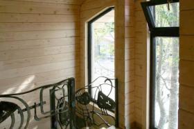 Foto 9 Blockbohlenhaus Till 84 m2