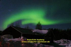 Foto 9 Blockhütte mit Kamin und Sauna in Lappland/SchwedenBagarstugan