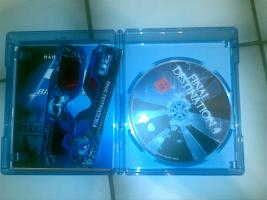 Blu ray Final Destination 4 in 3D