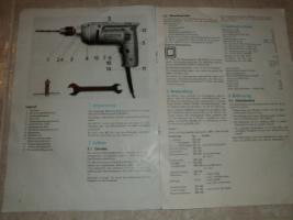 Foto 3 Bohrmaschine HB 10-1 (DDR)