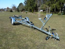 Bootstrailer, Sliptrailer, Bootsanhänger, Marlin 500 kg NEU