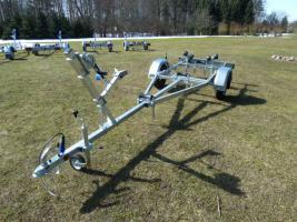 Foto 3 Bootstrailer, Sliptrailer, Bootsanhänger, Marlin 500 kg NEU