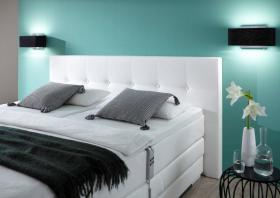 boxspringbett vom hersteller mit luxus motoren sofort lieferbar in k ln. Black Bedroom Furniture Sets. Home Design Ideas