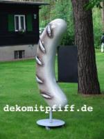 #Bratwurst, Wurst, 170cm  Artikel-Nr.: 6726