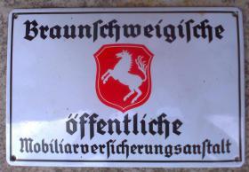 Braunschweigische öffentliche Mobiliarversicherungsanstalt - Braunschweig