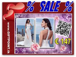 Brautkleid Juliana nur € 147 – Maßanfertigung