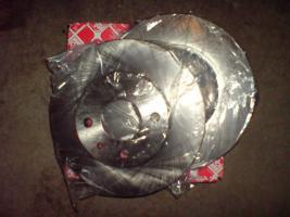Bremse komplett (Bremsscheibensatz+Beläge) vorne für Fiat Seicento/Cinquecento