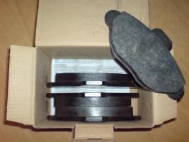 Foto 2 Bremse komplett (Bremsscheibensatz+Beläge) vorne für Fiat Seicento/Cinquecento
