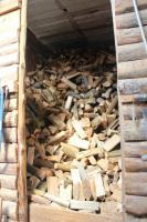 Foto 2 Brennholz / Ofenholz 25cm gemischt, trocken pro 65dm³