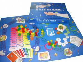 Brettspiel Income -Spielend die Wirtschaft begreifen- Spieleversand