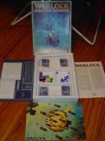 Foto 2 Brettspiel ''Warlock''