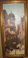 Foto 2 Briefbote im Rosenthal (Gemälde)