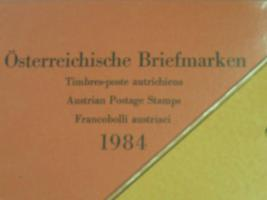 Briefmarken 1982,1984, 1985