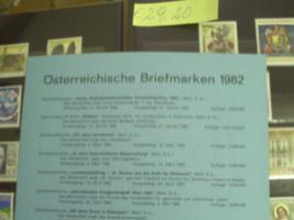 Foto 3 Briefmarken 1982,1984, 1985