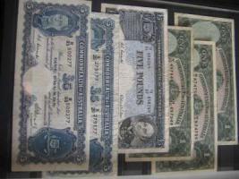 Foto 3 Briefmarken/Banknoten