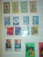 Foto 13 Briefmarken aus nachlas Erstagsbriefe alte Kamera von 1945 Zylinder klapfix von 1900 mit original Kaiserreichwappen