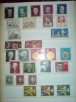 Foto 14 Briefmarken aus nachlas Erstagsbriefe alte Kamera von 1945 Zylinder klapfix von 1900 mit original Kaiserreichwappen