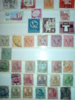 Foto 25 Briefmarken aus nachlas Erstagsbriefe alte Kamera von 1945 Zylinder klapfix von 1900 mit original Kaiserreichwappen