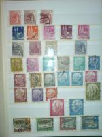 Foto 26 Briefmarken aus nachlas Erstagsbriefe alte Kamera von 1945 Zylinder klapfix von 1900 mit original Kaiserreichwappen
