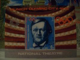 Foto 3 Briefmarkensammlung