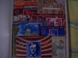 Foto 4 Briefmarkensammlung