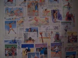 Foto 16 Briefmarkensammlung