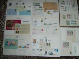 Foto 6 Briefmarkensammlung  der Vereinte-Nationen-Genf komplett