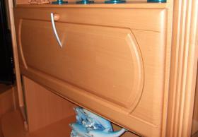 Foto 3 Bröcker Wohnwand Buche Massiv inkl. TV-Anrichte