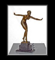 Bronze Skulptur Statue Figur Museumsabguss - messingbett.de - Magdeburg Stendal Staßfurt Coswig Halberstadt Bernburg Aschersleben Kothen Wolfen Eisleben Sangershausen Halle Merseburg Weißenfels Naumburg Zeitz