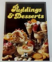 Buch Puddings und Desserts