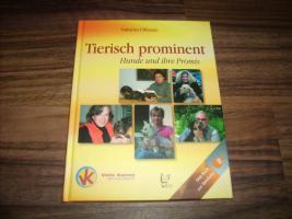Buch, Tierisch prominent, Lesen