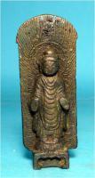 Buddha-Altar, Hausschrein, Hausaltar, Indien, Skulptur