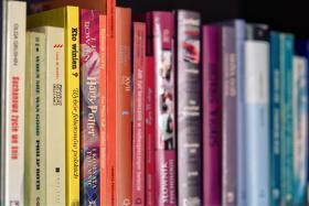 Bücher gesucht