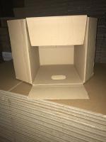 Bücherkartons 33,5cm x 28cm x 33,5cm für 0,60cent pro Stück zu verkaufen!!!