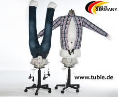 Bügelautomat TUBIE für perfekt gebügelte Hemden